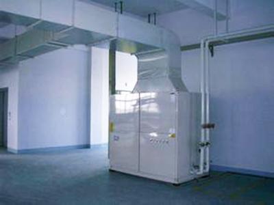 中央空调水冷柜机