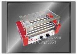 热狗机,华赣供应汇利牌七棍热狗机、烤肠机