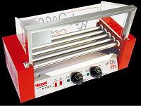 汇利五棍热狗机烤肠机