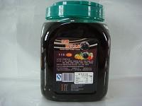 黑糖魔芋水晶