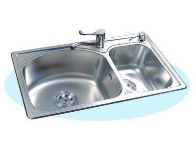 不锈钢水槽XS-2512