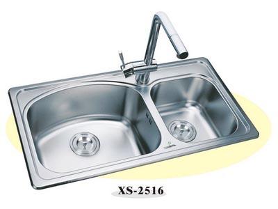 不锈钢水槽XS-2516