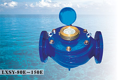 LXSY旋翼式液封水表