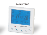 766C液晶温控器