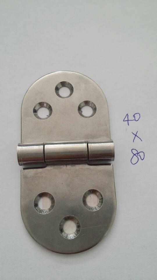 不锈钢铰链40*80