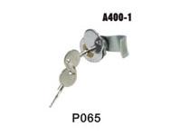 机箱机柜锁、电柜门锁、工业柜锁、配电箱锁、带盖防水锁A400-1