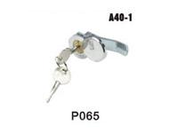 机箱机柜锁、电柜门锁、工业柜锁、配电箱锁、带盖防水锁A40-1