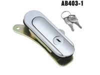 电柜门锁、机箱机柜锁、平面锁AB403-1
