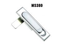 机箱机柜锁、电柜门锁、工业柜锁、平面锁、电箱锁、MS380