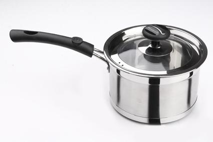 欧式复底奶锅、汤锅