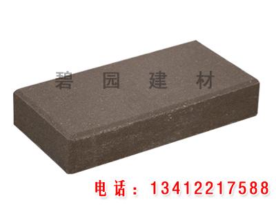 東莞陶土透水磚
