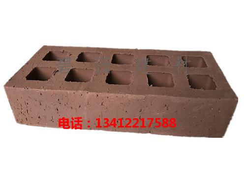 頁巖燒結墻磚,多孔墻磚,清水墻磚
