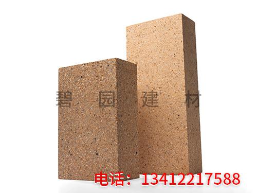 耐火粘土磚,燒成磚