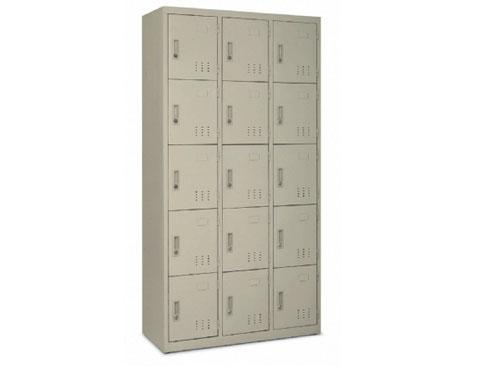 15門儲物柜-東莞衣柜