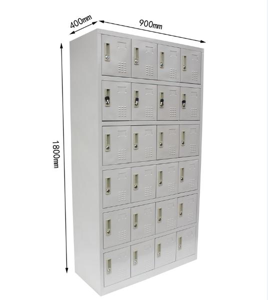 24门储物柜(4x6)
