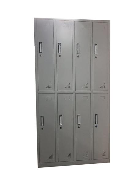 8门储物柜