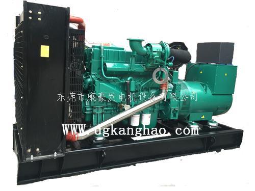 玉柴300KW发电机组