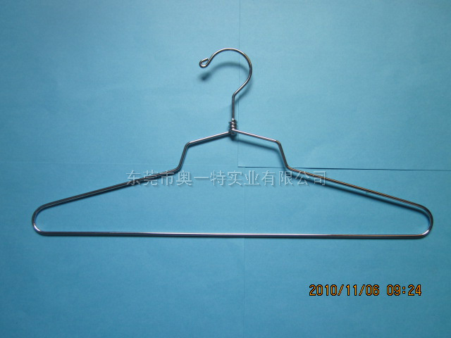 铁线大众金属衣架