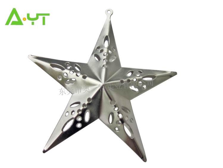 圣誕飾品,五角星