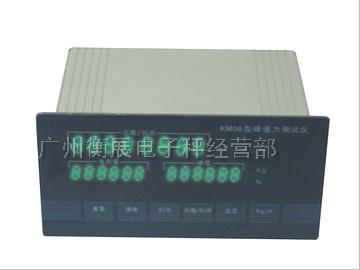柯力峰值力测试仪KM06