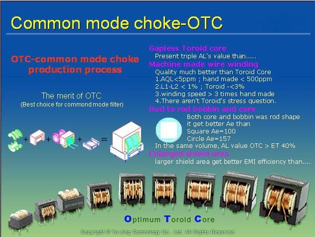 OTC系列