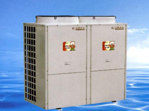 空气源热泵热水器