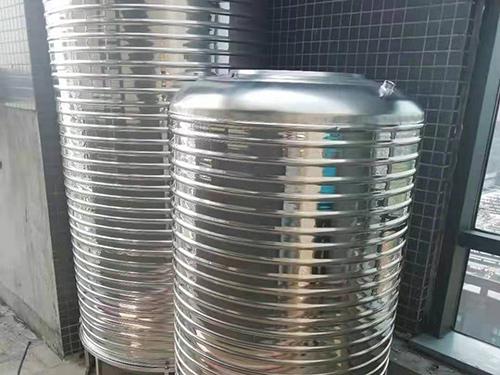 冷水箱组装