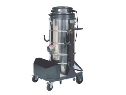單項三馬達工業吸塵器