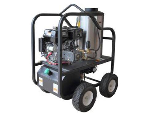 專業級燃油熱水高壓清洗機
