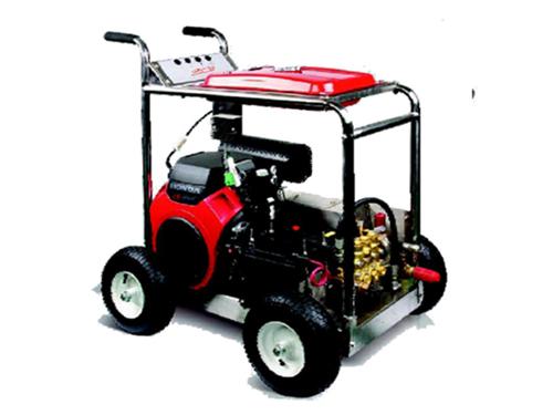 工業級汽油式高壓清洗機