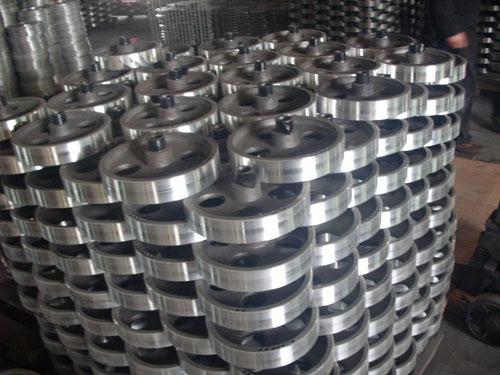 3200雙向外磁飛輪半成品 東莞鑄造廠 東莞五金鑄造 東莞五金鑄造廠