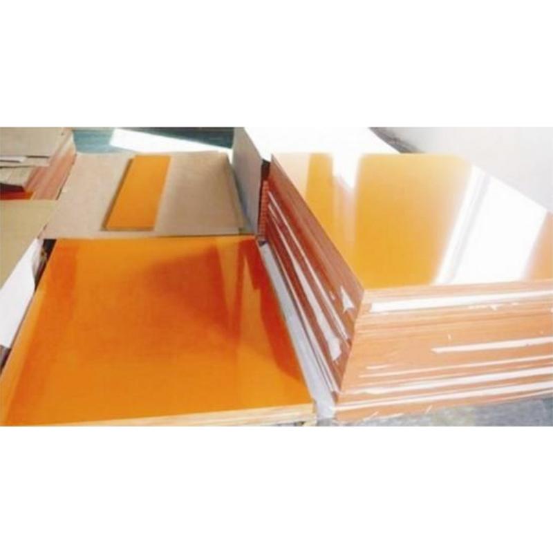 咖啡色_不导电电木板生产企业_宏开实业