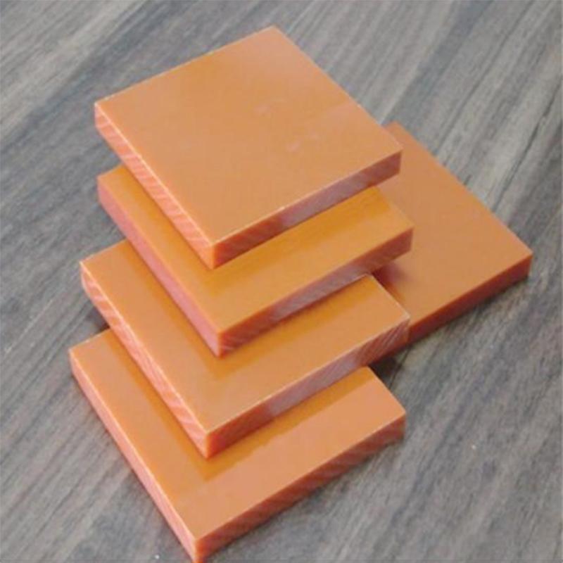 耐磨電木板非標定做_宏開實業_橘紅色_不吸水_絕緣_耐高溫
