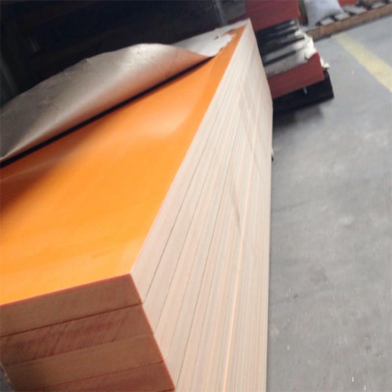 橘紅色電木板訂做_宏開實業_耐高溫_橘紅色_防靜電_黃色_絕緣