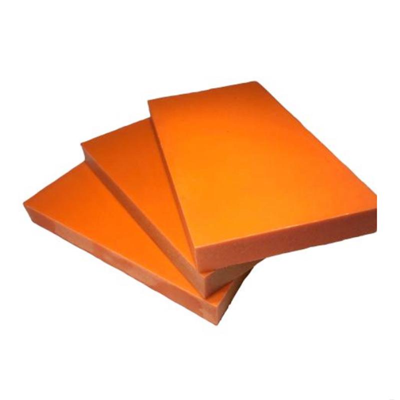 咖啡色_橘紅色電木板制造廠家_宏開實業