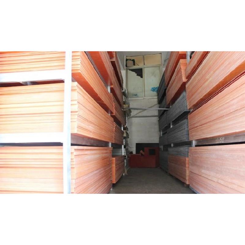 不導電_橘紅色電木板專業生產加工_宏開實業