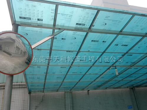 東莞陽光板車篷