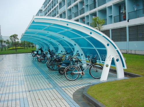 東莞自行車棚