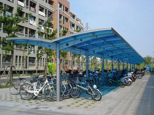 自行車棚設計