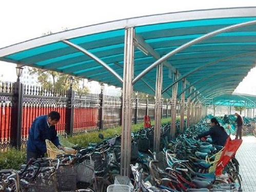 東莞自行車棚制造