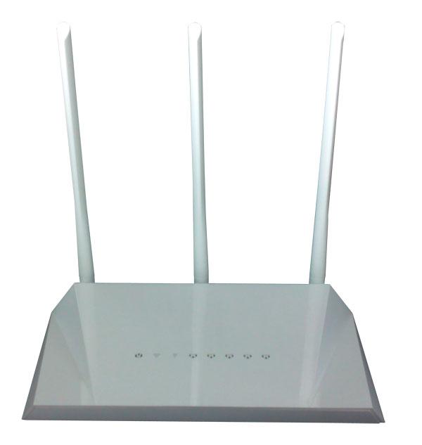 高功率300Mbps无线路由器WR3CM
