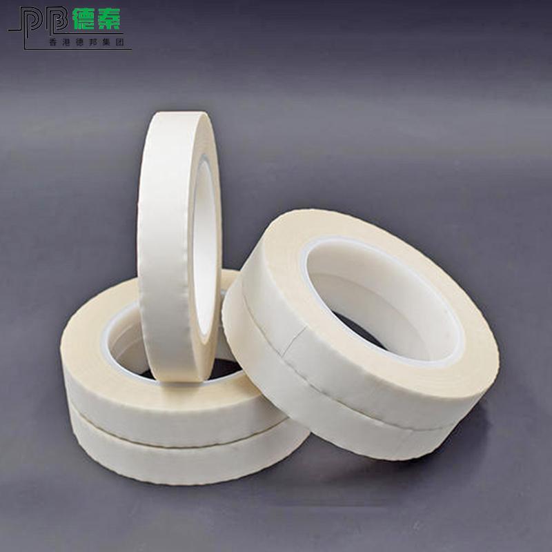 氟塑料滲透玻璃布膠帶大量批發_德秦電子_耐高溫_電機_專用