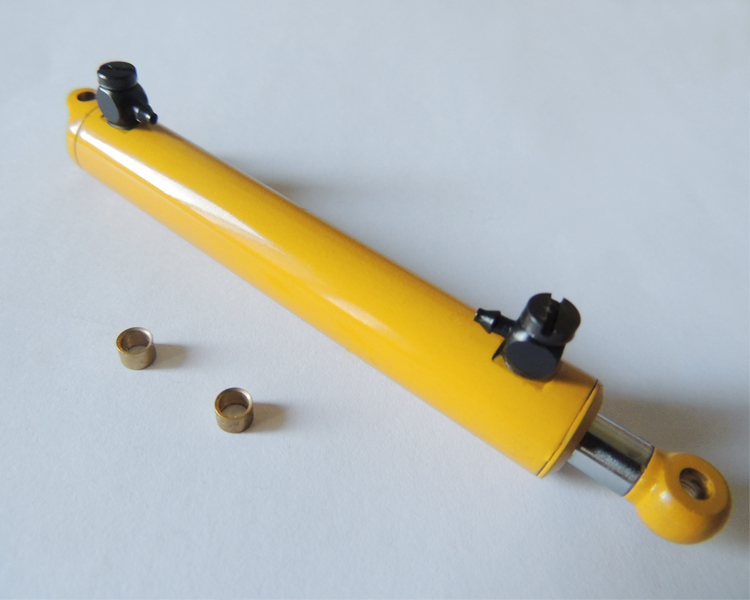 jdm-23静点模型10mm内径双作用微型油缸,液压缸杆,自卸泥头图片