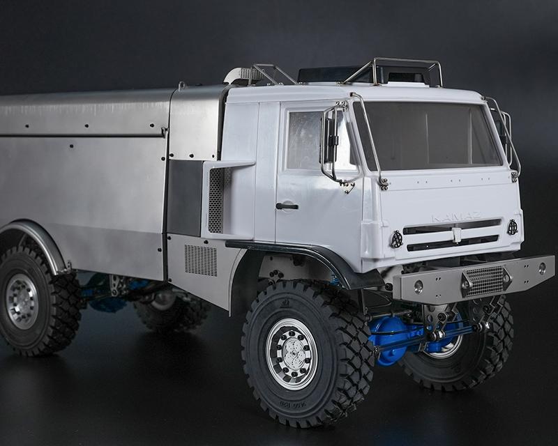 達喀爾拉力賽卡車