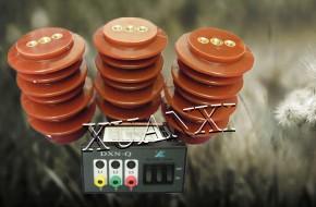 DXN8D 高压带电显示器