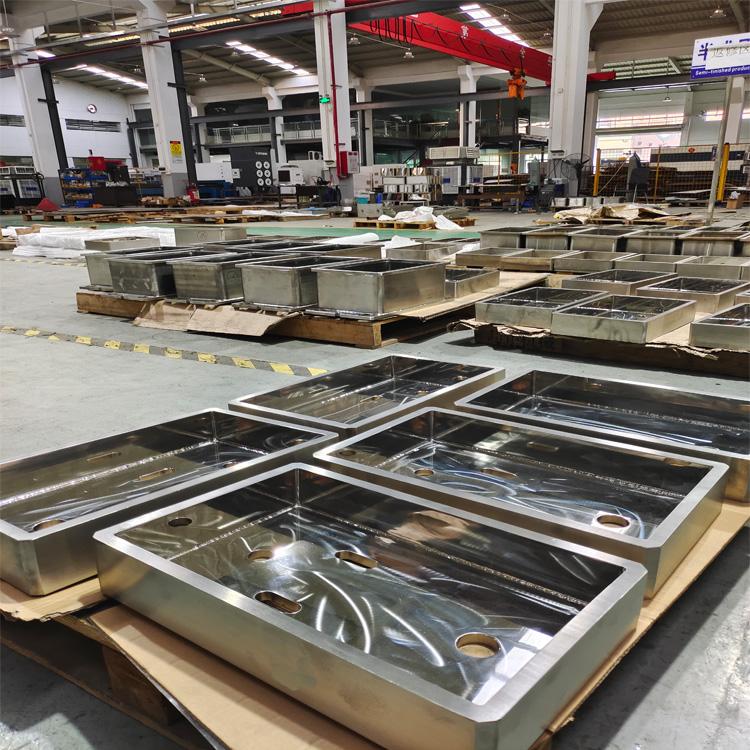 机加工生产厂家承接真空腔体加工 数控CNC加工 机加工非标件定制