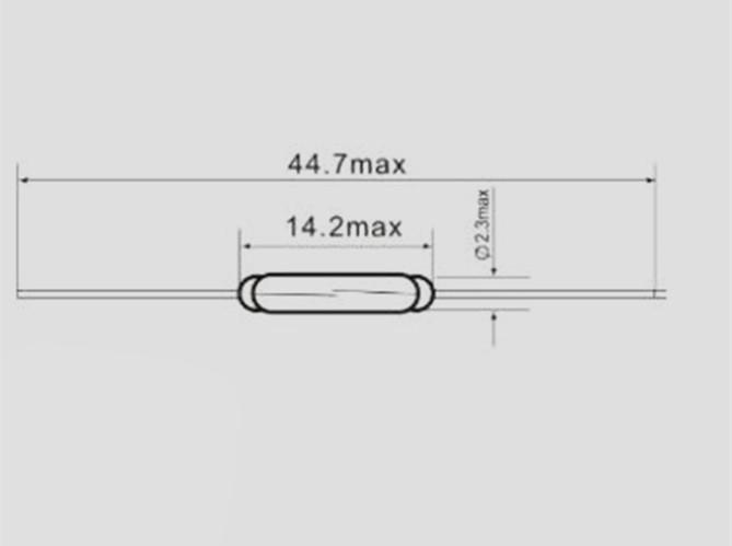 MKA-14103干簧管