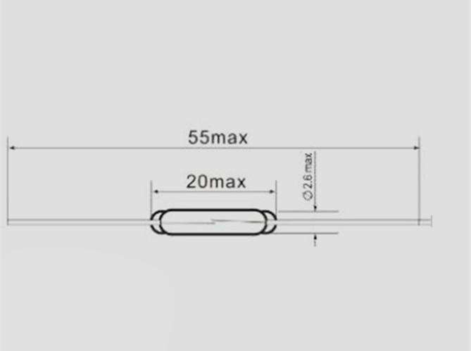 MKA-20101 MKA-20103 干簧管
