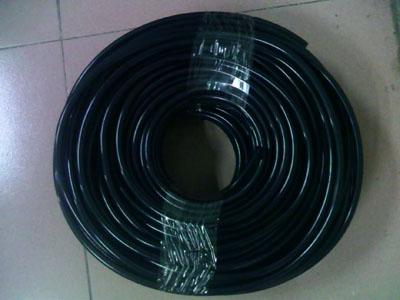 PU黑色管