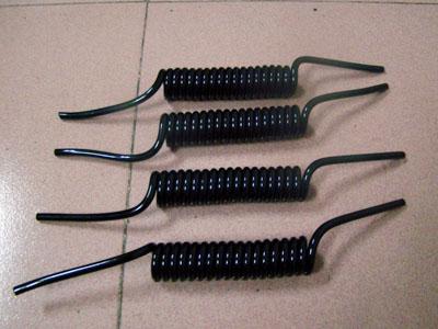 黑色PU螺旋管